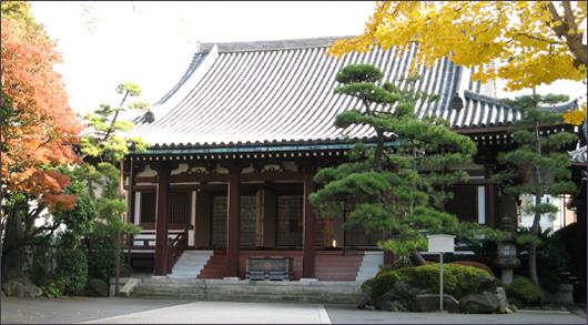 浄土宗 双修山 心行寺